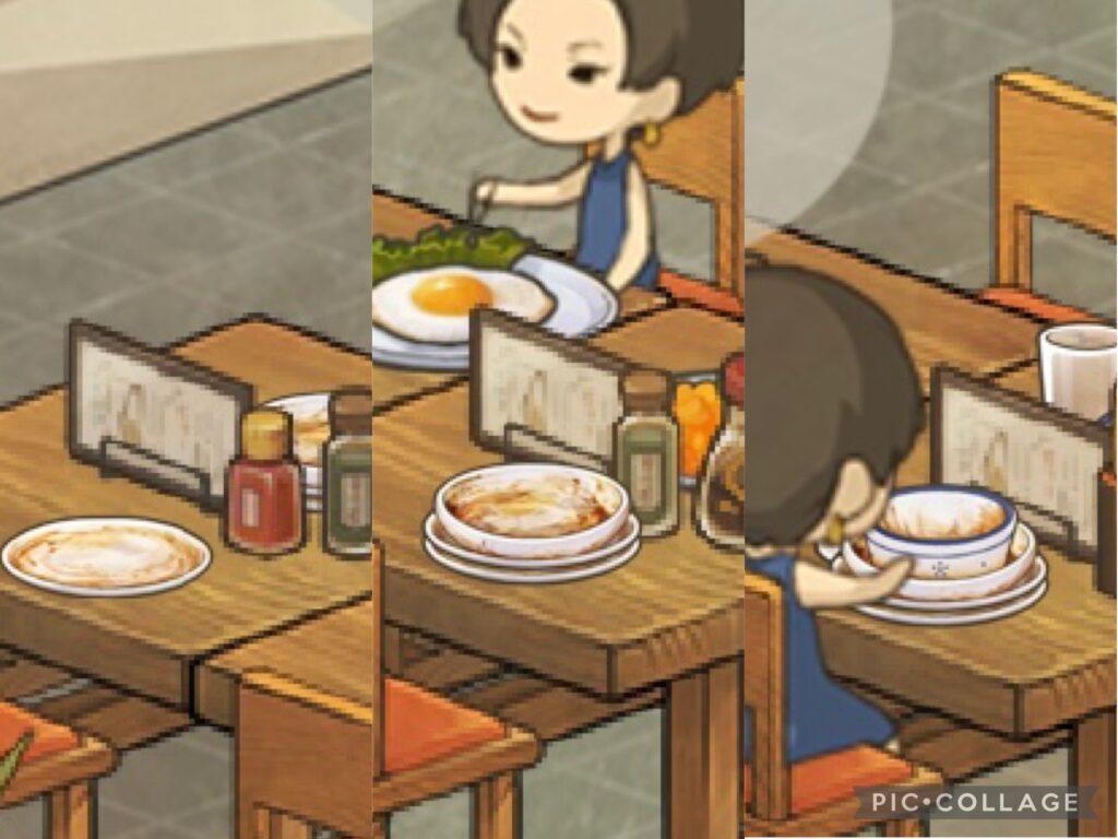 思い出の食堂物語2 攻略 食器
