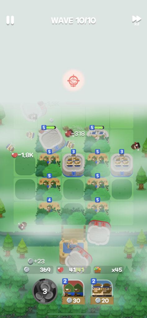 霧の盗賊団-4 ボス戦