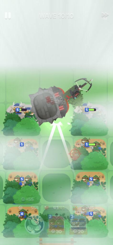 霧の盗賊団-4 ボス撃破