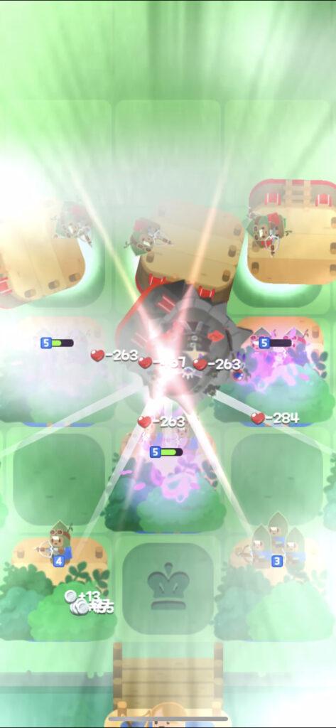 霧の盗賊団-8 ボス戦
