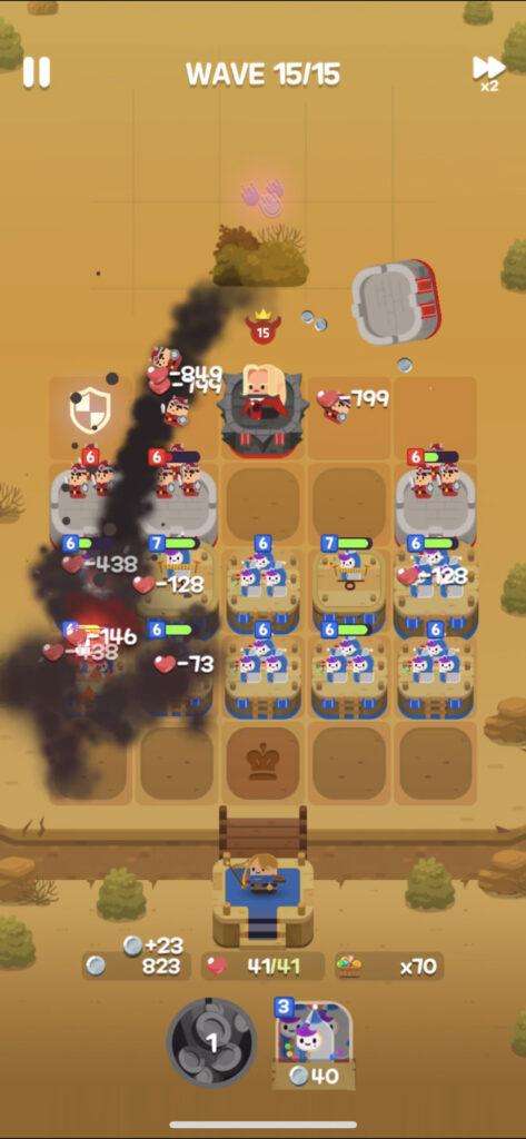 火魔法使いの塔-9 ボス戦