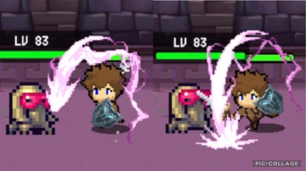 剣と勇者とレベル上げ 装備レベル
