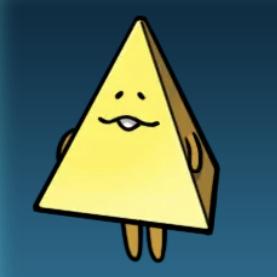 三角なめこ