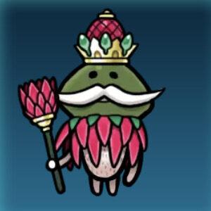 元祖なめこ栽培キット 花の王様なめこ