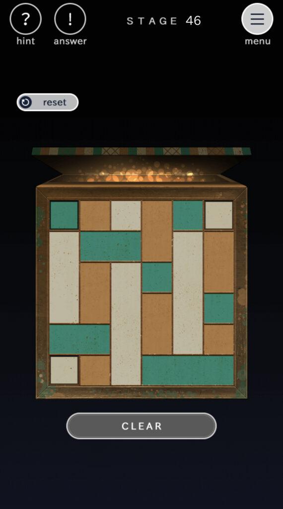 Openigmaオープニグマ ステージ46攻略