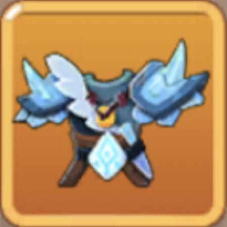 ケイブシューター 魚鱗の鎧
